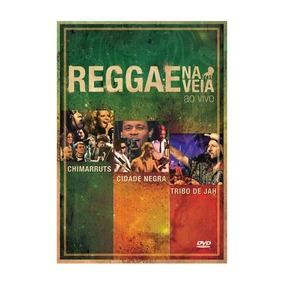 Dvd Reggae Na Veia Ao Vivo - 2012