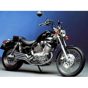 Yamaha Virago Xv 535 Se Vende En Piezas Yonke Partes