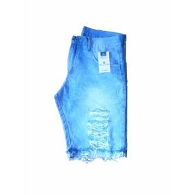 Bermuda Jeans Masculina Slim - Preço De Atacado Bd31