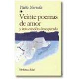 Veinte Poemás De Amor/poesia/green Libros