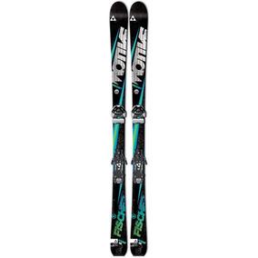 Tablas De Ski Fischer Motive 86 Ti + Fijaciones - All Mounta