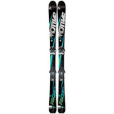 Tablas De Ski Fischer Motive 86 Ti + Fijaciones - All Mounta