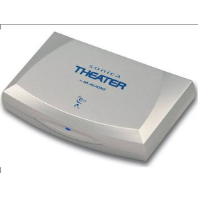 M-audio Home Theater 7.1 Para Computarora Surround Sound