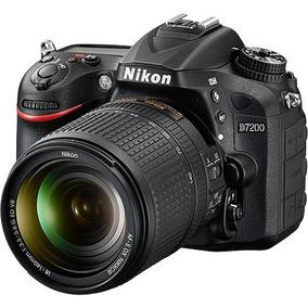 Nikon D7200 Kit 18 140 Mm Reflex 24mp Full Hd Wifi