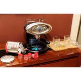 Máquina Espresso Illy X7.1 Francis Preta 127v