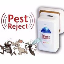 Repelente Sonoro Ultrassônico Tomada Mosquitos Pernilongos