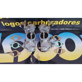 Carburador Duplo Fusca Kombi Brasilia 1300 1500 1600 Solex
