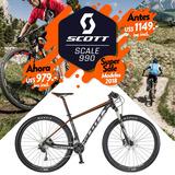 Bicicleta Scott Scale 990 2018