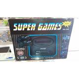 Mega Drive Genesis Retro Consola16 Bitssonic1 Incluido+envio