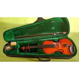 Violin Cremona Sv50 4/4, Perfecto Para Aprendizaje