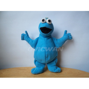Peluche Comegalletas 19 Cm Cookie Monster Plaza Sésamo Mp12