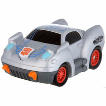 Transformers Animated Bumper Battlers Stealth Hasbro C/ Sons