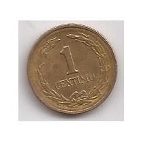 Paraguay Antigua Moneda De 1 Centimo Año 1948 !!