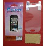 Película Lisa Transparente Samsung Galaxy Fame Lite S6790