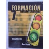 Educacion Formacion Familiar Y Ciudadana Santillana 7mo