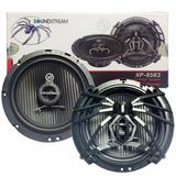 Juego De Bocinas Soundstream 6.5 Xp-6563 3vías 250 W