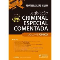Pdf Legislação Criminal Especial Comentada - 4ª Ed. 2016