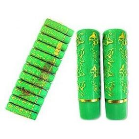 Batom Hidratante 24 Horas Halet Lipstick 33 Kit C/ 12