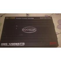 Módulo Booster 1200 D 2500 Watts Digital Original