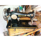 Antiga E Espetacular Máquina Costura Philips