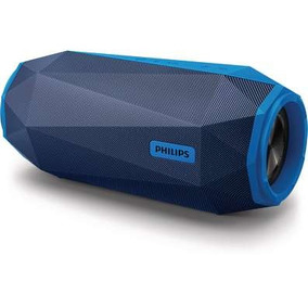 Philips Shoqbox Parlante Portátil Bluetooth Sb500b 30w Luces