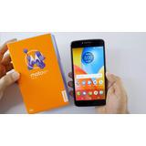Motorola Moto E4 -16 Gb- 2gb Lector Dactilar Android 7.0
