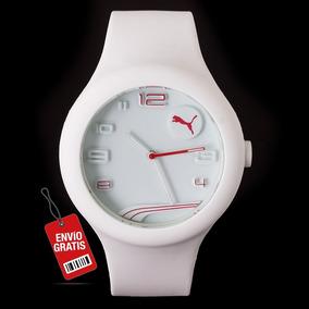 Pulsera Para Blanco Moderno Puma Reloj Color Marca De Dama htQrBsCxd