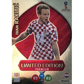 Cards Limited Edition Avulsos Adrenalyn World Cup Russia2018