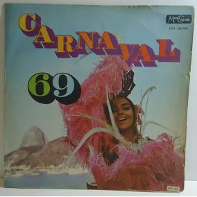 Va 1968 Carnaval De 1969 Lp Jorge Veiga / Canarinho