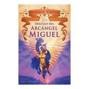 Libro Oráculo Del Arcángel Miguel Y 44 Cartas -doreen Virtue