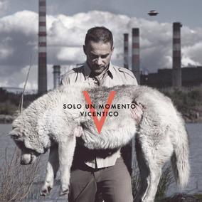 Cd Vicentico Solo Un Momento Open Music