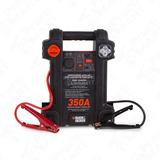 Arrancador Auxiliar Con Compresor Para Auto De 350a B&d P