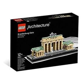 Lego Architecture 21011 Brandenburg Gate - Berlin -362 Pieza