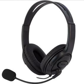 Fone De Ouvido Headset Xbox 360 Microfone Pronta Entrega