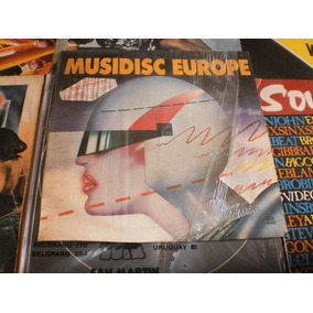 Musidisc Europe - Vinilo Dance - Estilo Gapul - Excelente -
