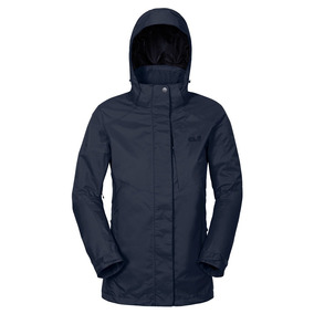 Chamarra Impermeable Profesional Jack Wolfskin