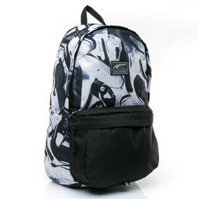 Mochila Academy White/black Puma Sport 78