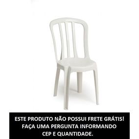 Cadeiras Plasticas Bistrô Rei Do Plastico / Goyana - 182kg