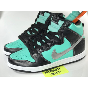 Nike Dunk Sb High Tiffany 39 7.5 Ds