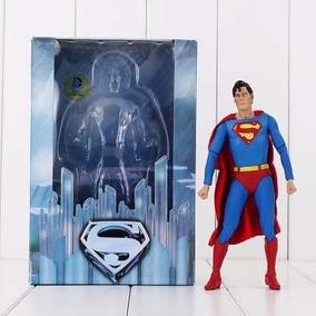 Superman Christopher Reeve 18cm Neca Imperdivel