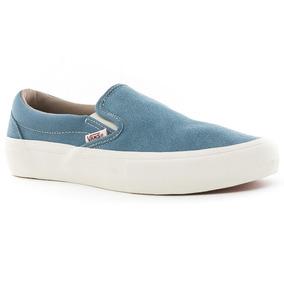 Alpargatas Slip-on Pro Blue Vans Fluid Tienda Oficial