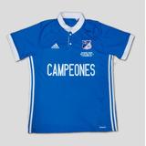 Camiseta adidas Millonarios Campeones Original