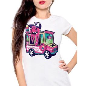 Blusas Panda Xd Camion De Helados Drop Dead Logo Padrisimo 706553a2f74ff