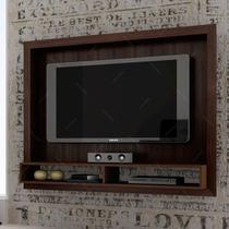 Painel Para Tv Tabaco Br 420-49 Em Mdp - 147x114 Cm