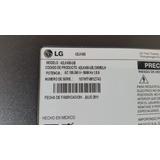 Tarjeta Inverter V298-c01hf 14s Para Tv Lg 42lk450