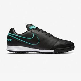 76fcd60432 Chuteira Society Nike Tiempo Genio Couro Natural(tamanho 45)