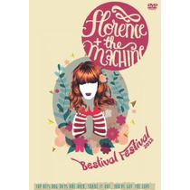 Florence And The Machine - Bestival Festival 2012 - Dvd