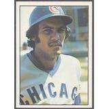 Kp3 Jesus Marcano Trillo 1976 Sspc # 316 Chicago