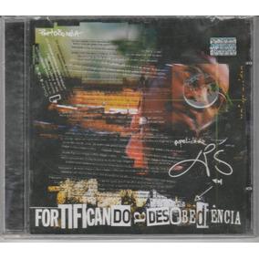 Xis - Cd Fortificando A Desobediência - 2001 - Lacrado