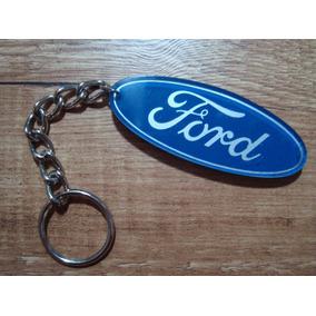 Chaveiro Ford Motor Diesel Antigo - Venâncio Aires - Rs